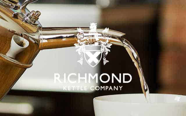 Richmond Kettle brand lock up low res - British Brands