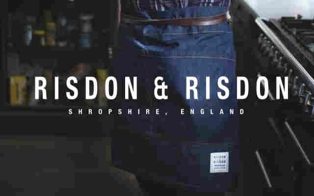 Risdon Risdon brand lock up low res 1 - British Brands