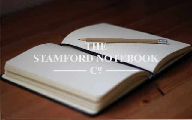 Stamford Notebook brand lock up low res - British Brands