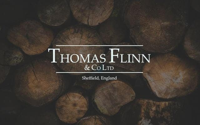 thomas flinn co brand lock up 4 - British Brands