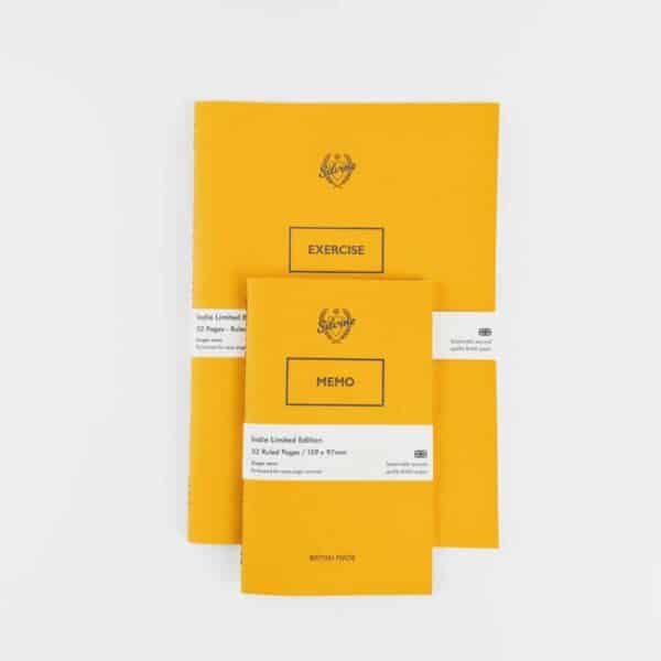 Set of two Silvine original Silvine Ltd Edition Bumble Yellow Collection