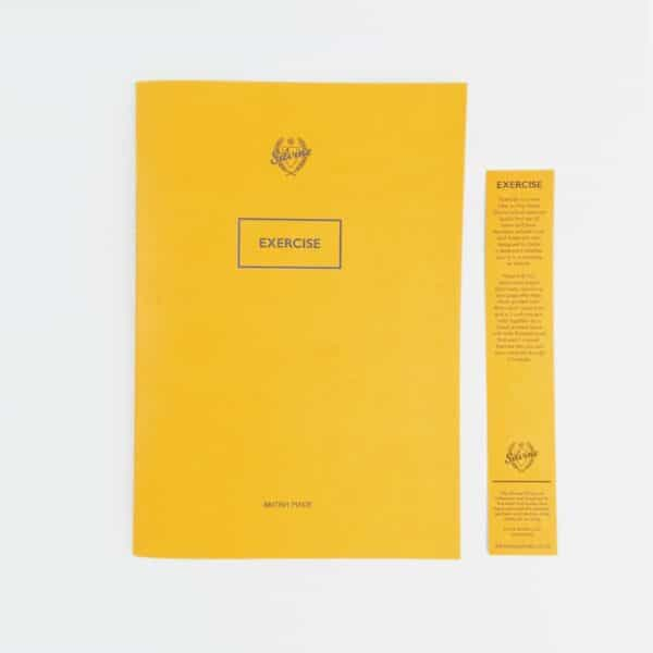 Silvine Ltd Edition Bumble Yellow Collection