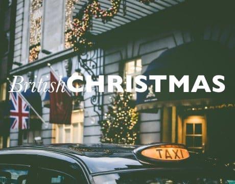 British Christmas blog home page image