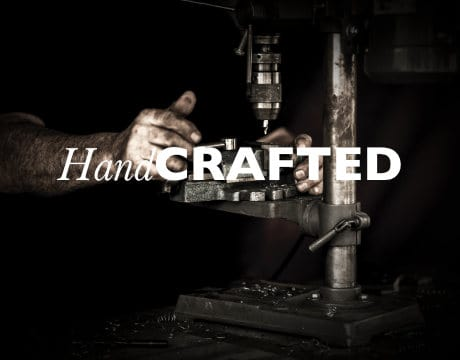 Handcrafted blog home page image