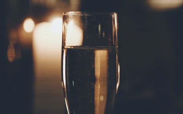 BritishFIZZ champagne glass cu - British Fizz - Did Britain invent Champagne?
