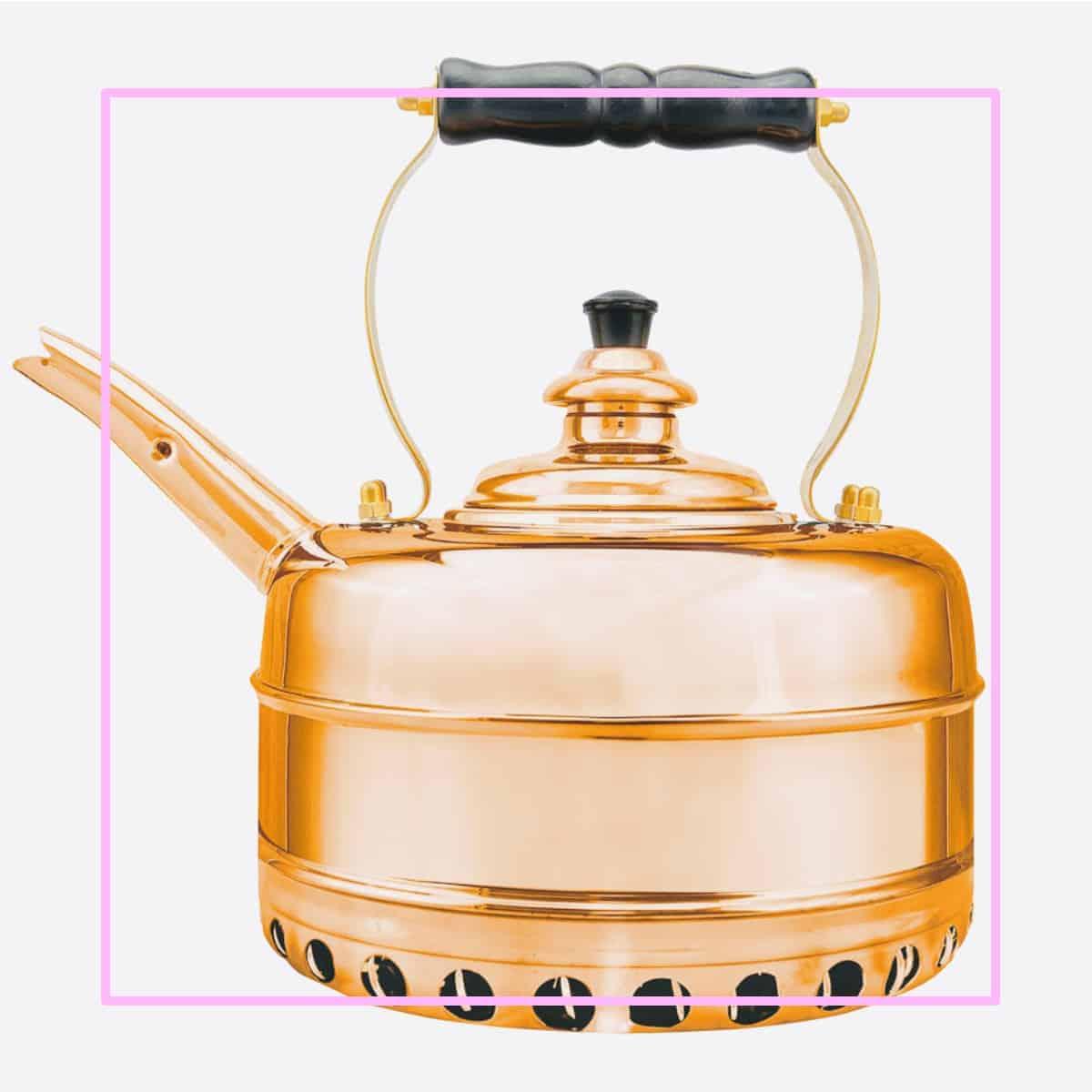Richmond kettles heritage No3 pink frame instagram 1 sales