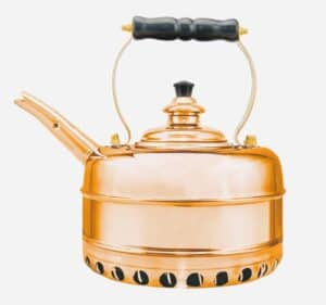 Handcrafted Copper Kettle