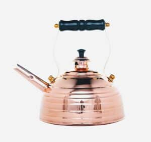 Handcrafted Stovetop Kettle
