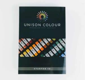 pack of 18 handmade could pastels from unison colour