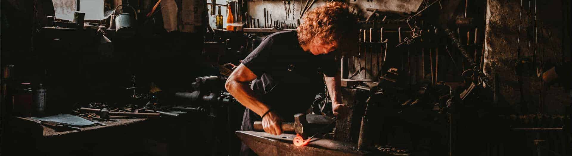 Luxury her blacksmith 1920 x 525 - British made luxury handcrafted unique gifts for her