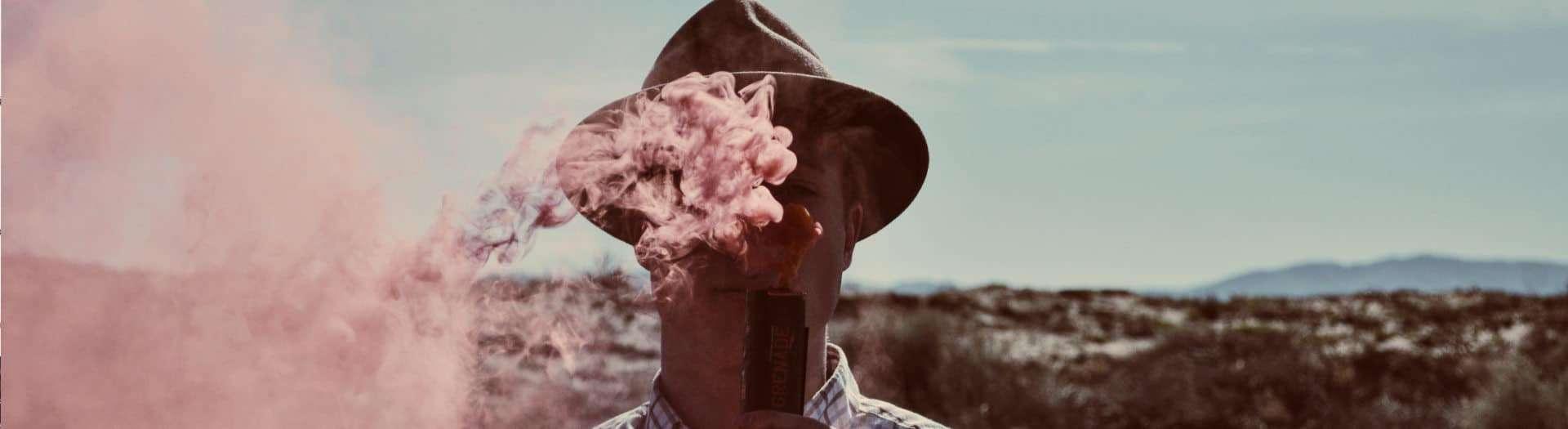 Pink smoke birthday men 1920 x 525