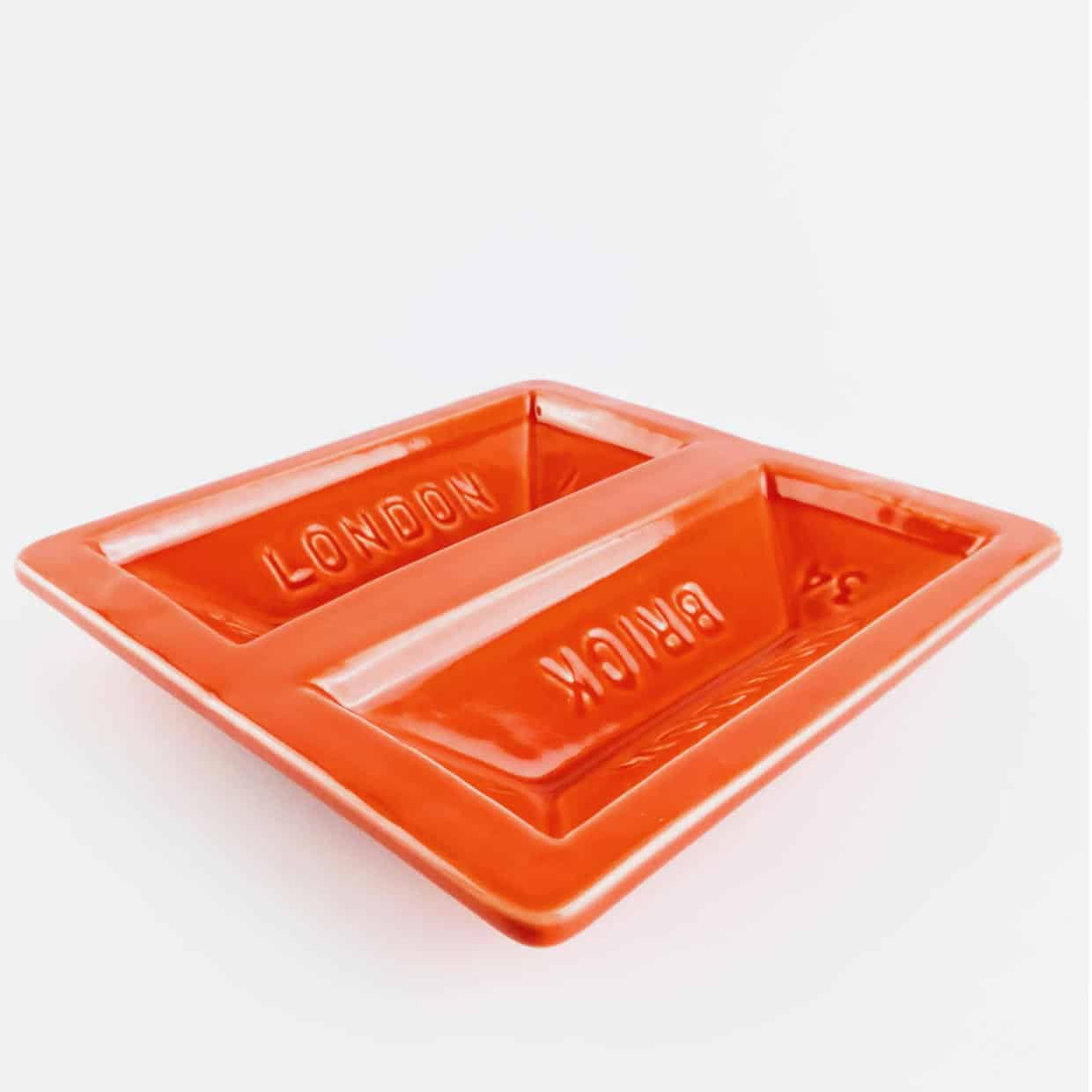 Stolen orange dish 1240x1240 - British made luxury handcrafted unique gifts for her