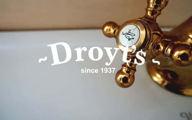 Droyt's brand lock up 1