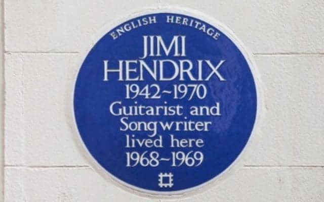 Jimi blog small image 640 x 400 - Blue Plaque - The Writing is on the Wall