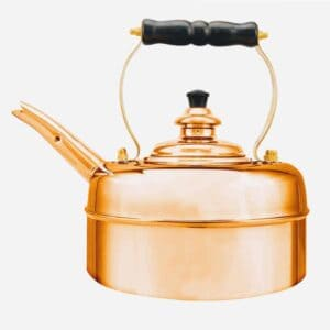 Heritage No7 Copper Induction Kettle
