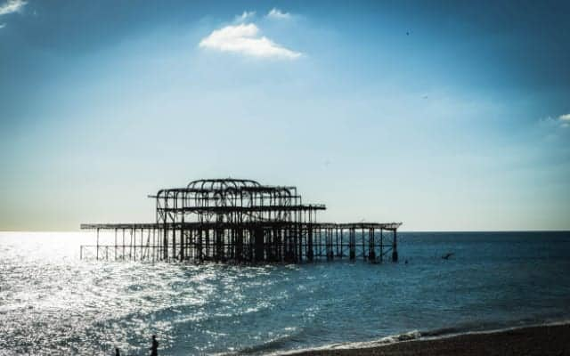 West Pier blog small image 640 x 400 - British Piers - Peering into the history of piers.