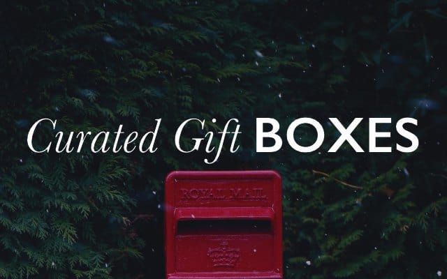 460x400 Curated gift boxes lock up