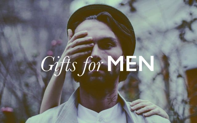 460x400 Gifts for men lock up