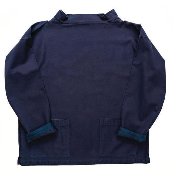 600x600 Navy smock front small - Home