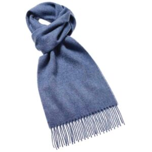 Plain Scarf – Air Force Blue