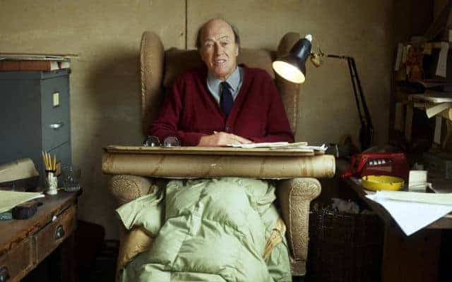 Anglepoise Roald Dahl 640x400