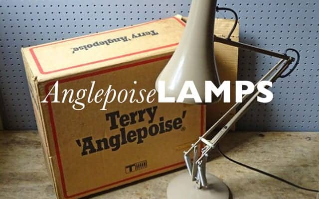 Anglepoise nesletter and blog image 640x400 - Gordons Bugle