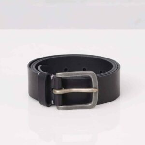 Original Belt – Pitch Black Leather
