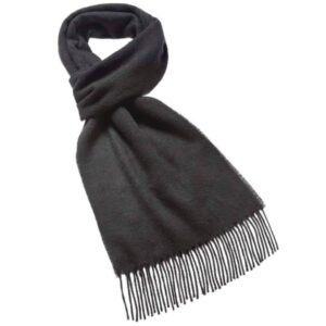 Plain Scarf – Black