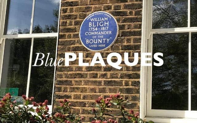 Blue Plaques GordonsBUGLE email 640 x 400 - Gordons Bugle