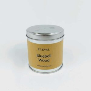 Bluebell Wood Tin Candle