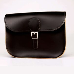 Black Full Pint Satchel