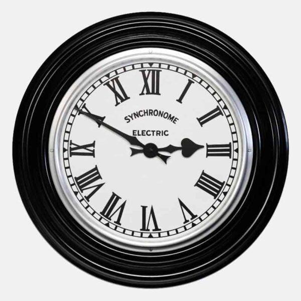 british factory clock