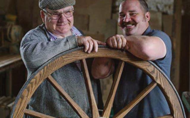 British wheelwrights