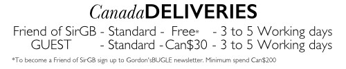 Canada Deliveries - Caffeine Free Seaweed Tea