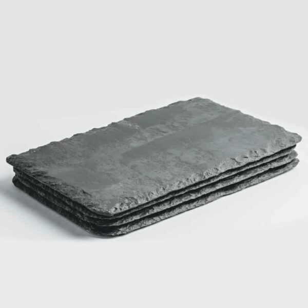 Set of 4 Slate Place Mats