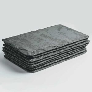 Set of 8 Slate Place Mats