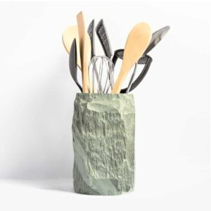 Handcrafted Utensil Holder