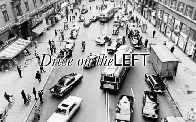 Drive left 640x400 gordonsBUGLE - Gordons Bugle