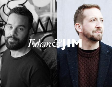 Edem and JIm front header blog - Home