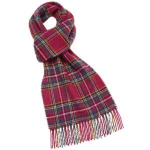 Edinburgh Scarf – Pink