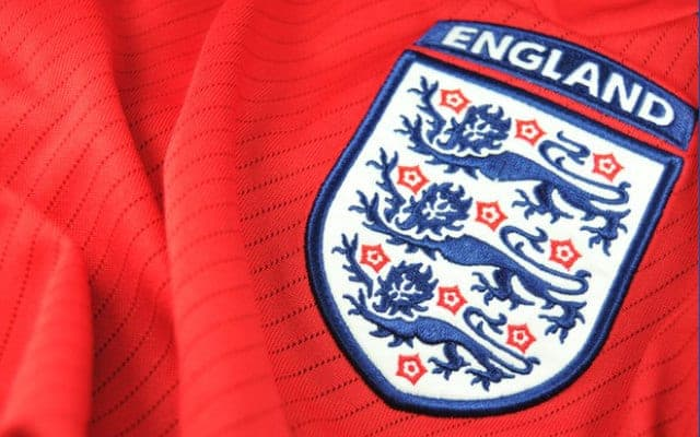 England football badge - British National Symbols