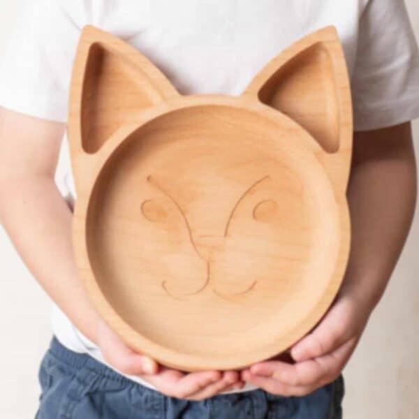 Fox plate lifestyle