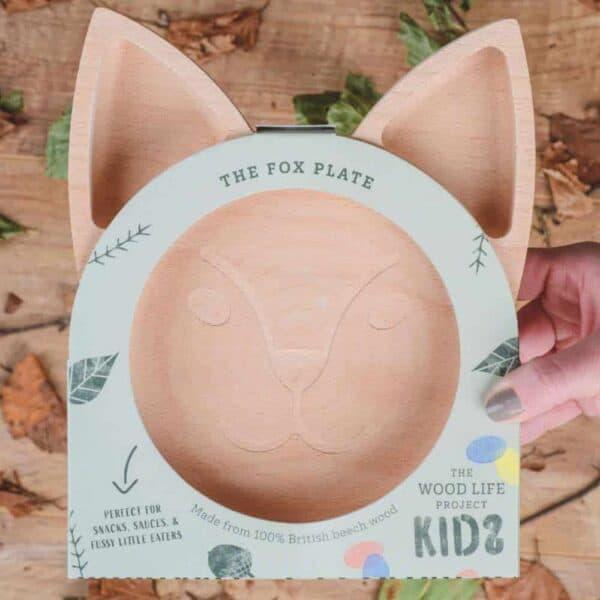 Fox plate packaging