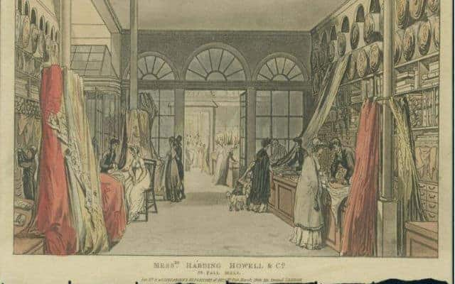 worlds first ever department store
