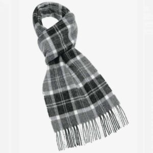 Hereford Charcoal Scarf