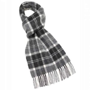 Hereford Scarf – Charcoal