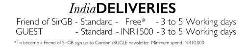 India Deliveries - Argan Hand & Body Butter