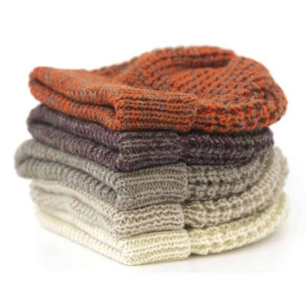 izzy lane british wool beanie