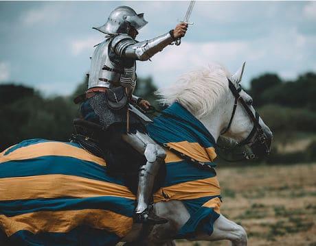 Knight Left drive blog