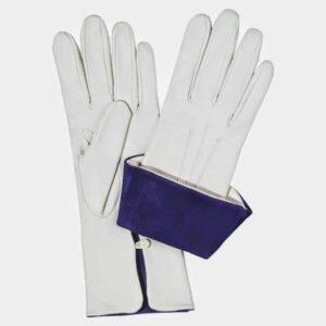 Ladies Titanic rose glove cuff up west